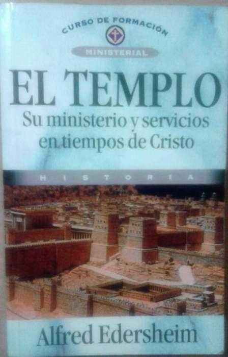 CURSO DE FORMACIÓN MINISTERIAL EL TEMPLO SU MINISTERIO Y SERVICIOS EN TIEMPOS DE CRISTO