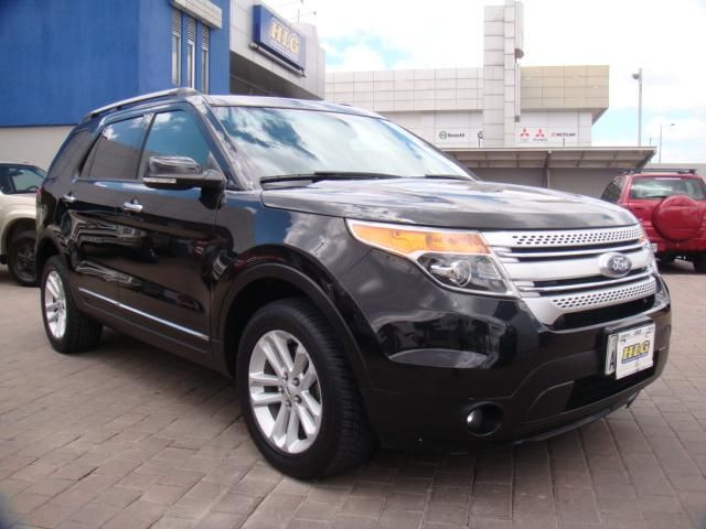 FORD EXPLORER FULL EQUIPO 4X4 FLAMANTE