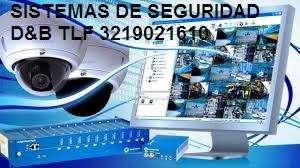 SISTEMAS DE SEGURIDAD INSTALACIONES Y SERVICIO TÉCNICO EN CÁMARAS DE SEGURIDAD Y CERCAS ELÉCTRICAS TLF 3219021610