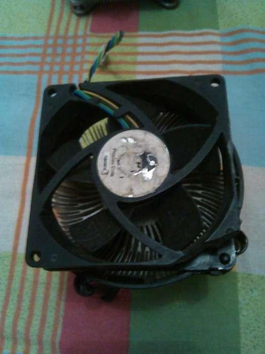 Disipador o Cooler socket 775 para procesador exigente