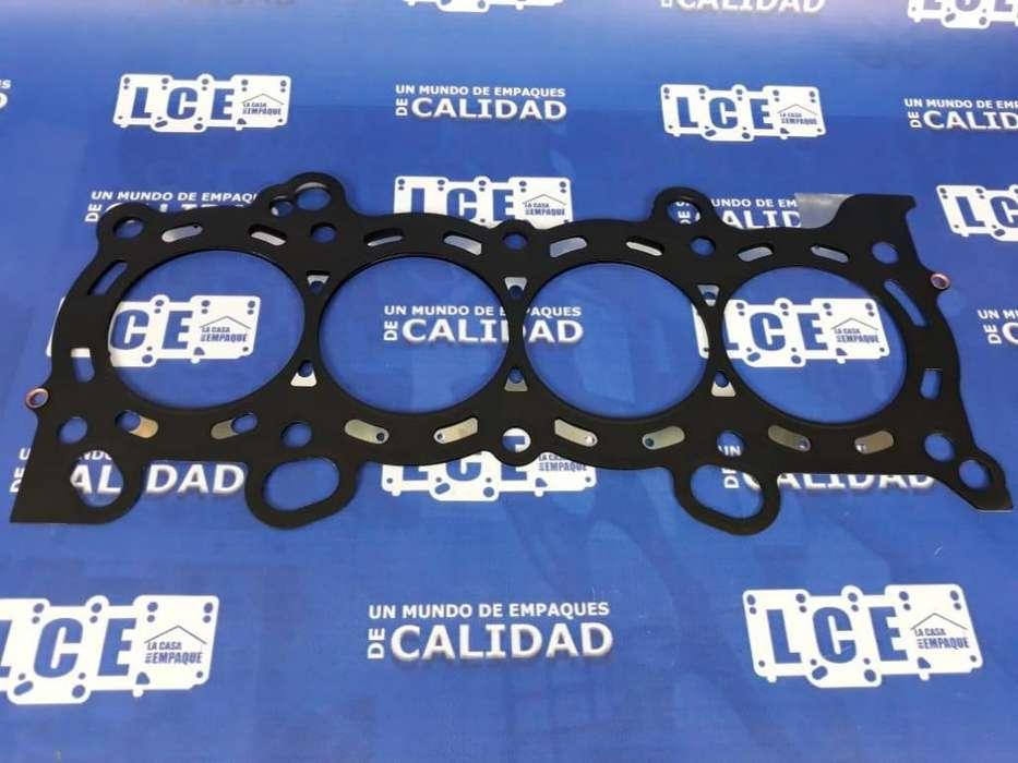 JUEGO DE EMPAQUE HONDA CIVIC ACCORD CRV 2.0L 2.4L K20K24