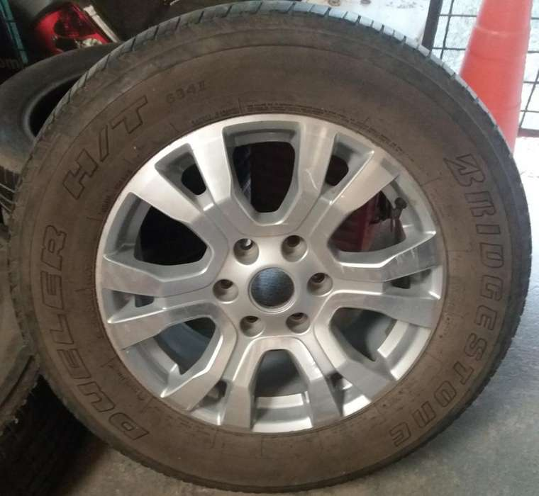 Llanta Y Neumático de Ranger Xlt