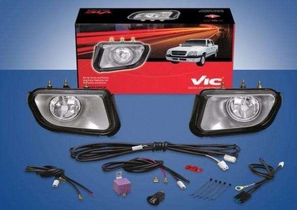 Kit de <strong>faros</strong> auxiliares rompe nieblas Chevrolet s10 Blazer