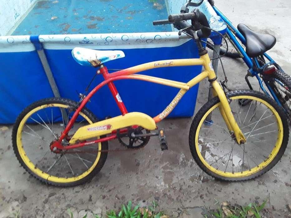 Vendo Bicicleta R20