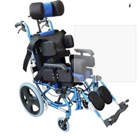 Se vende silla de ruedas neurológica para adulto.