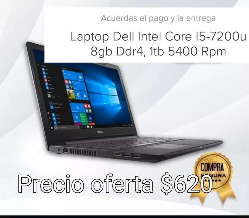 Lapto <strong>dell</strong> I5 Nueva