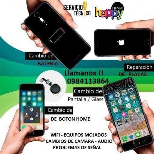 PANTALLAS PARA TODOS LOS MODELOS DE IPHONE