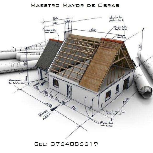 MAESTRO MAYOR DE OBRAS MATRICULADO....