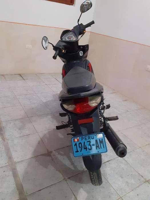 Vendo Italika 110