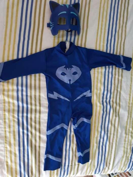 Disfraz Pjmask Heroes en Pijamas Catboy