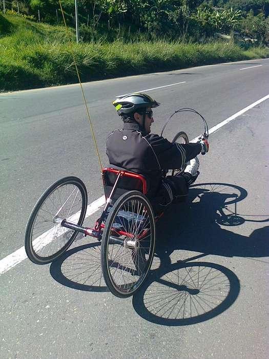 Vendo Silla Hand Bike Top End