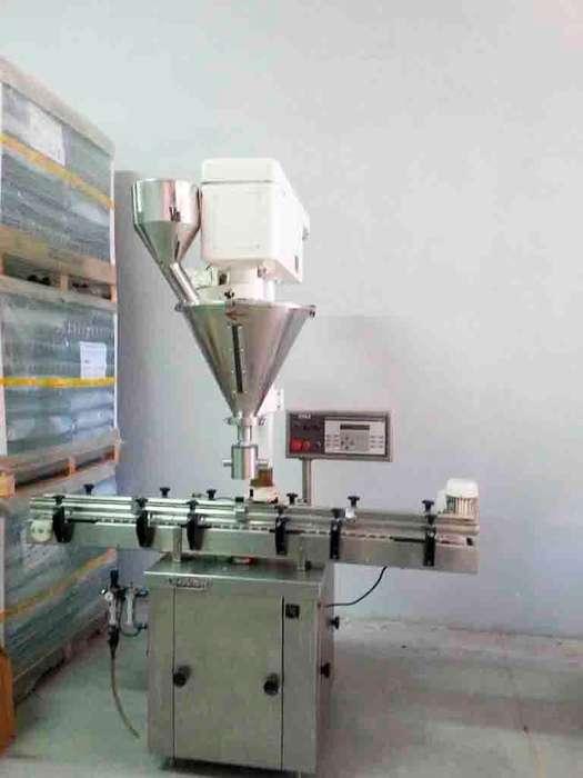 Llenadora Dosificadora De Polvos Tover Modelo Dp30