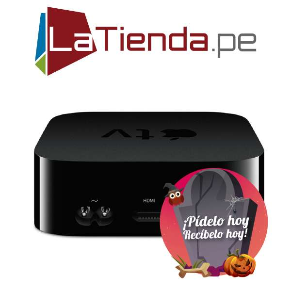 Apple Tv 32 Gb 4ta Generación