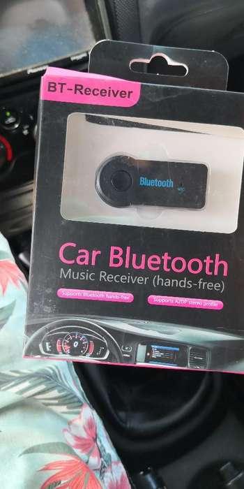 Receptor de Audio por Bluetooth Carr