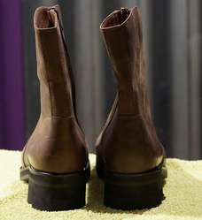 97769f4a0c ... Botas botinetas texanas cowboy talle 45 JR Charro Boots originales ...