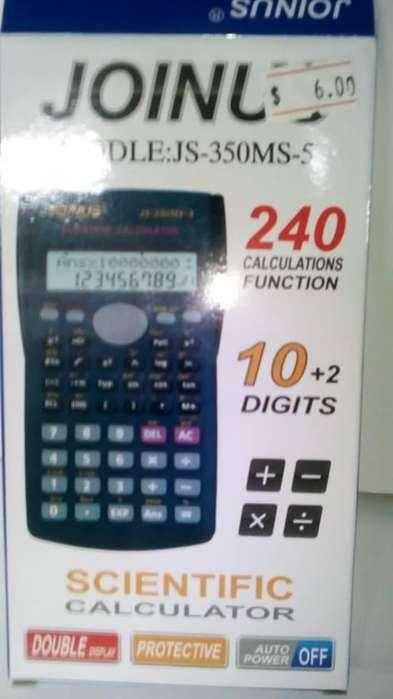 <strong>calculadora</strong> CIENTIFICA JOINUS