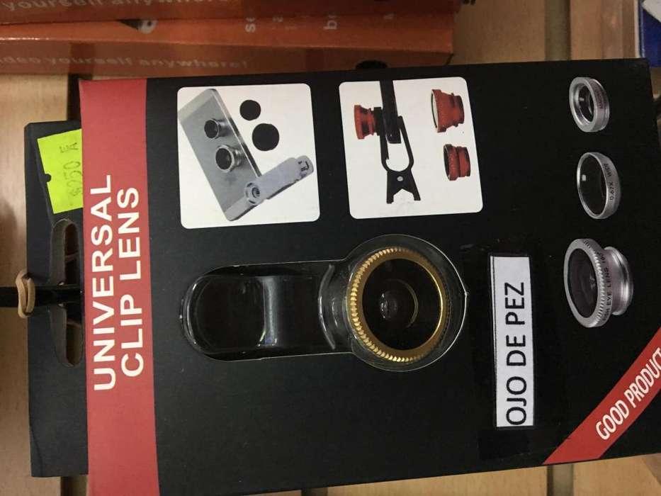 lentes para <strong>camara</strong>s de celulares