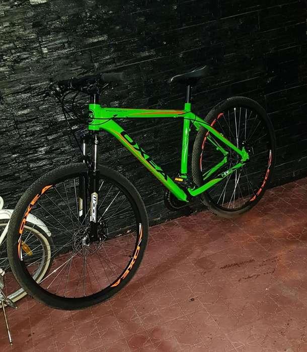 Bicicleta Oxea Ridich Rod 29