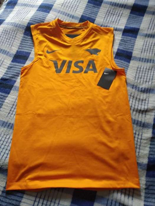 Musculosa Nike Jaguares Talle M