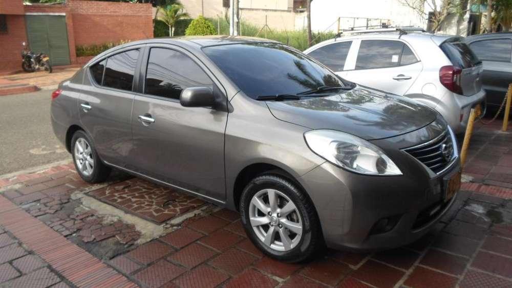 Nissan Versa 2012 - 126500 km