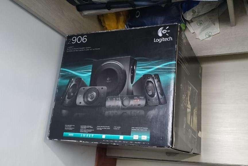 Sistema De Sonido Logitech Z906 Nuevo