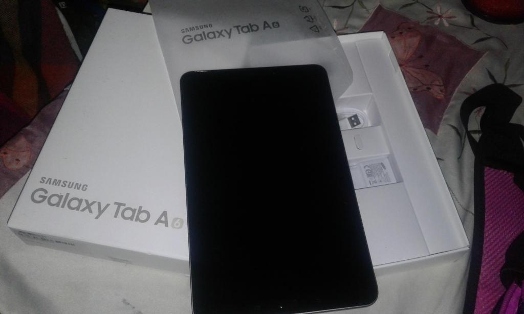 Vendo Tablet Samsung Galaxy Taba6 10.1''