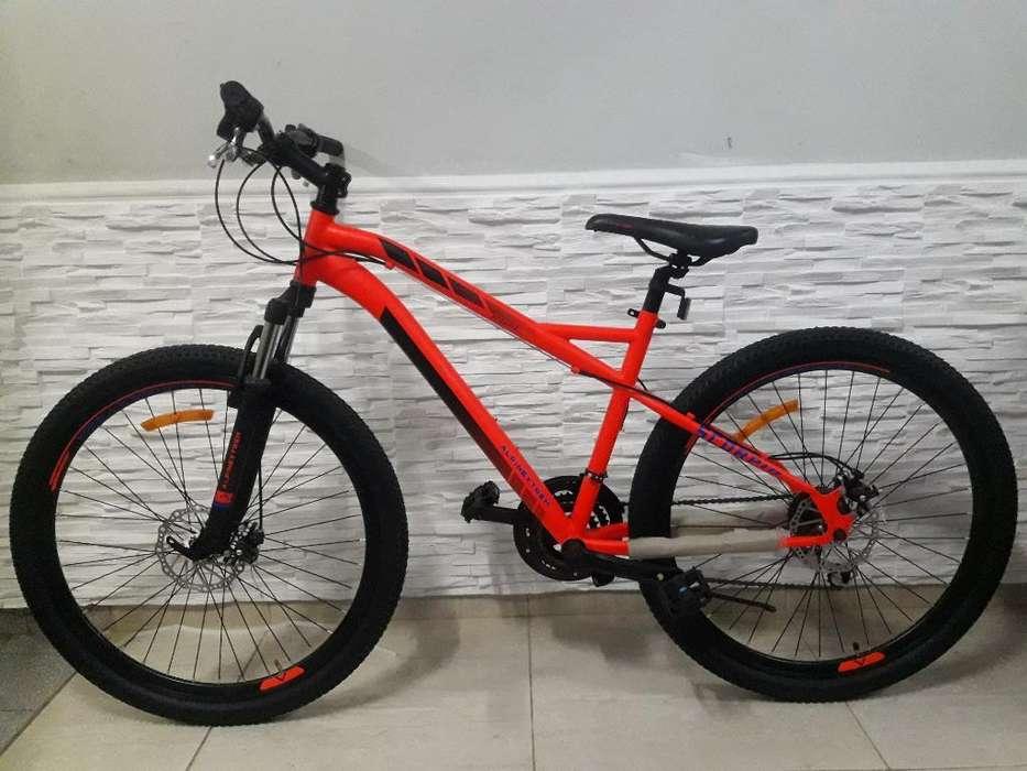 Vendo Bicicleta Alpinextrem 27.5 Nueva