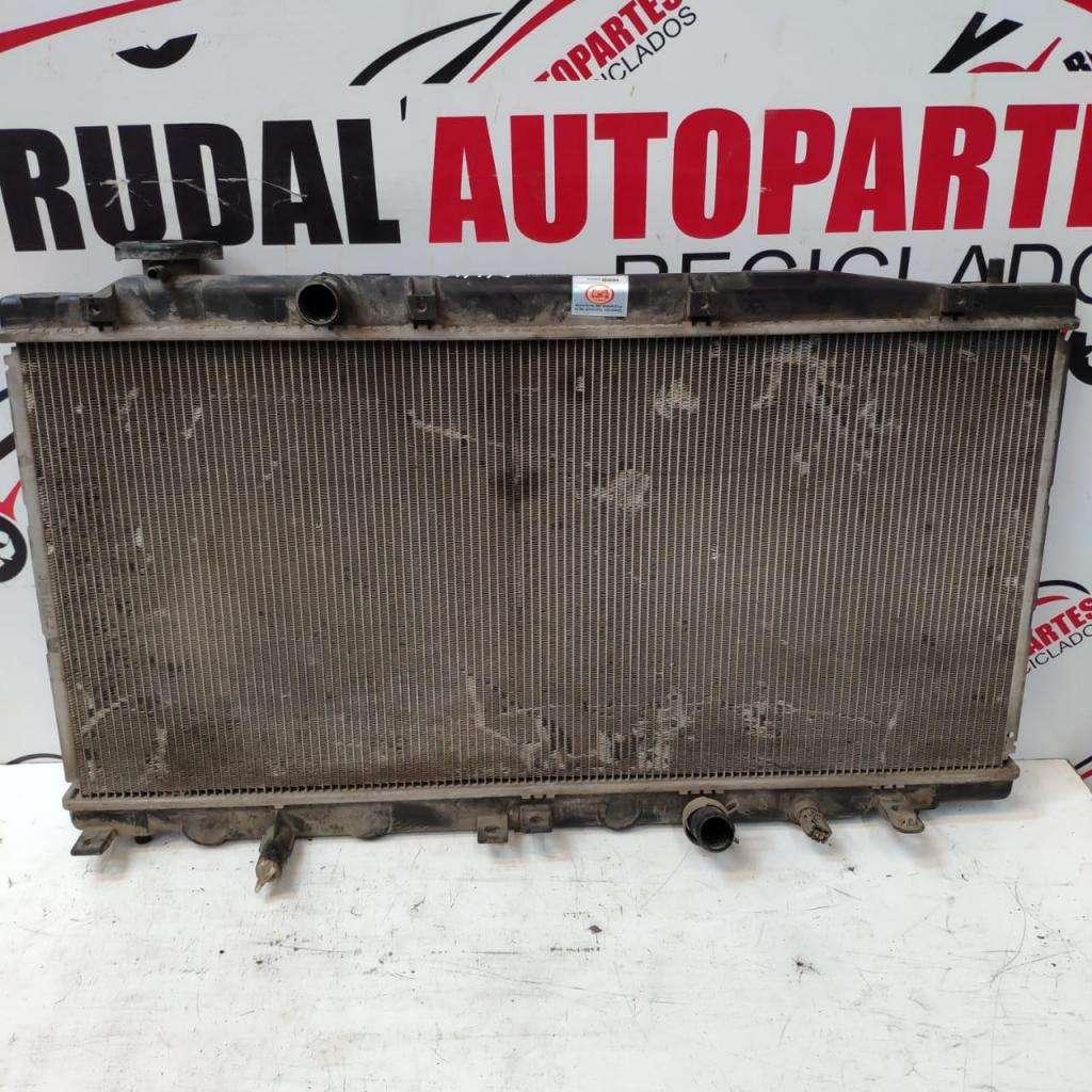 Radiador De Agua Honda Fit 5225 Oblea:02900448