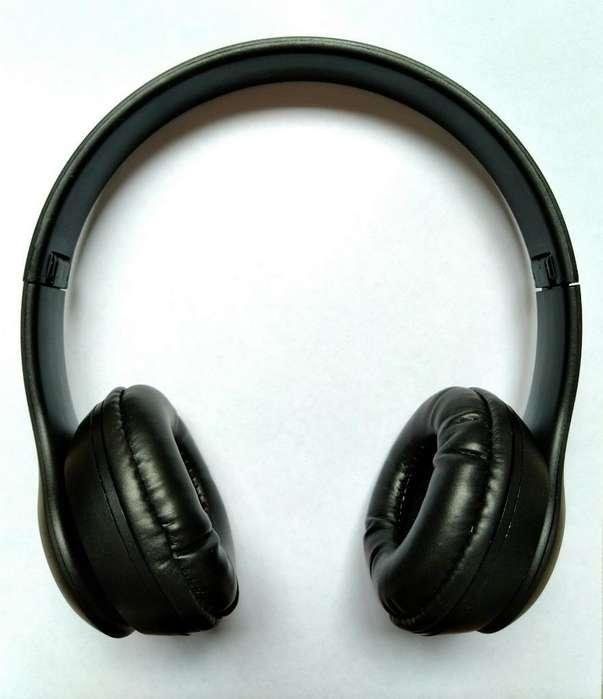 Venta Audífonos Diadema Bluetooth Nuevo