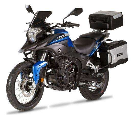 Corven Triax 250 touring manual taller para motos Corven