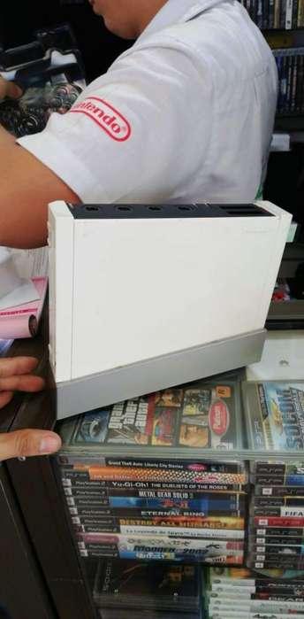 Nintendo Wii con Pendrive de 64 gb full juegos