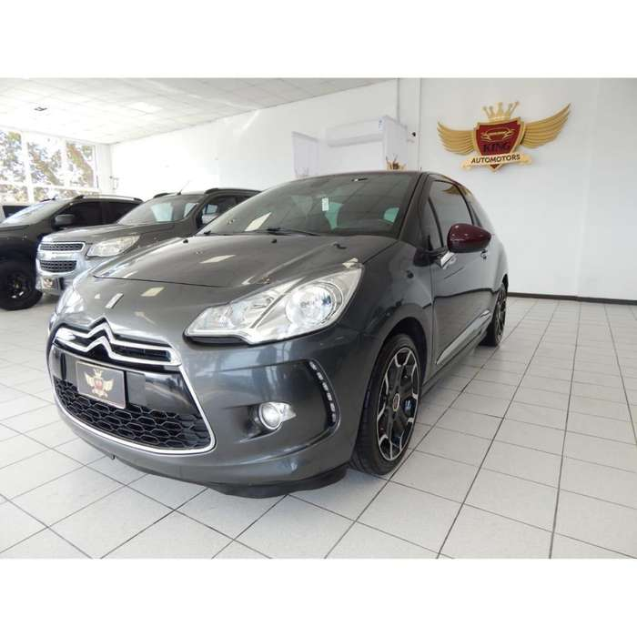 Citroen DS3 2013 - 98000 km