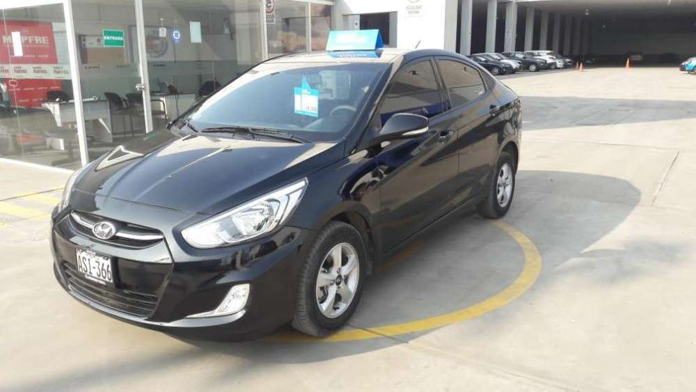 Hyundai Accent 2016 - 29000 km