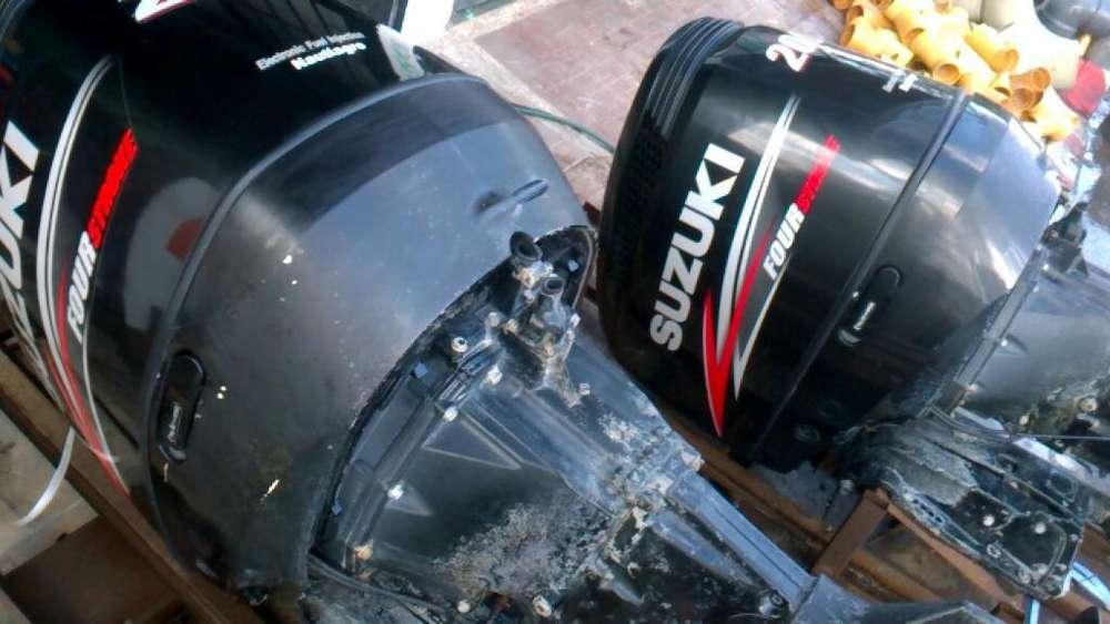 Motores Fuera de Borda Suzuki
