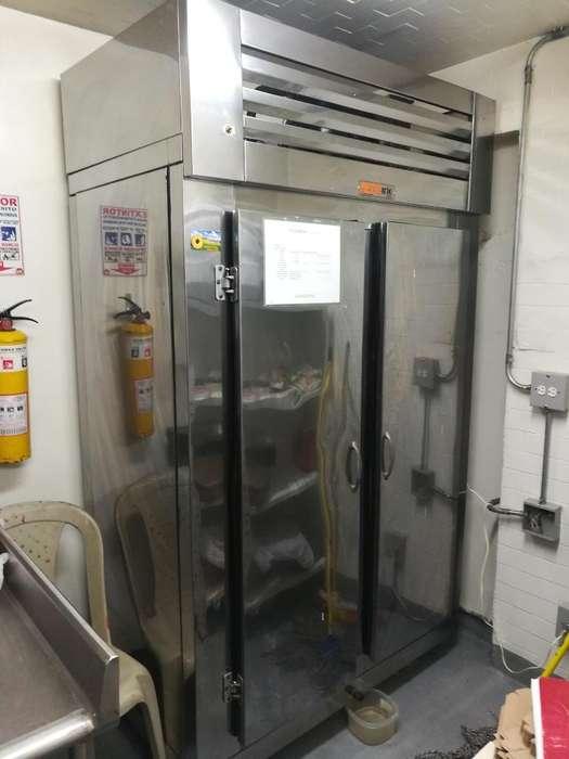 Nevera Congelador Industrial