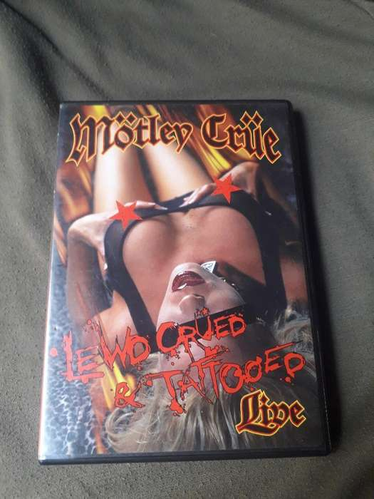 Dvd Motley Crue