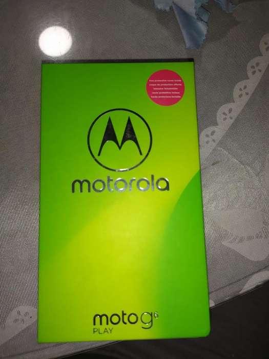 Se Vende Teléfono Motorola Moto G6 Play