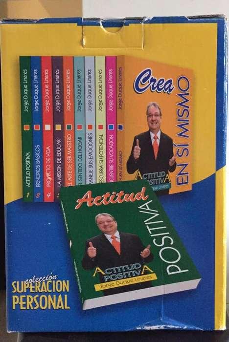 Kit Jorge Duque Linares Libros Y Cd