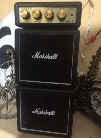 Vendo o Cambio Amplificador Marshall Ms4