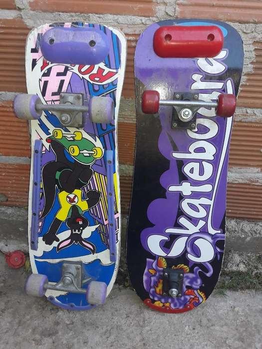 Skate Vendo O Permuto