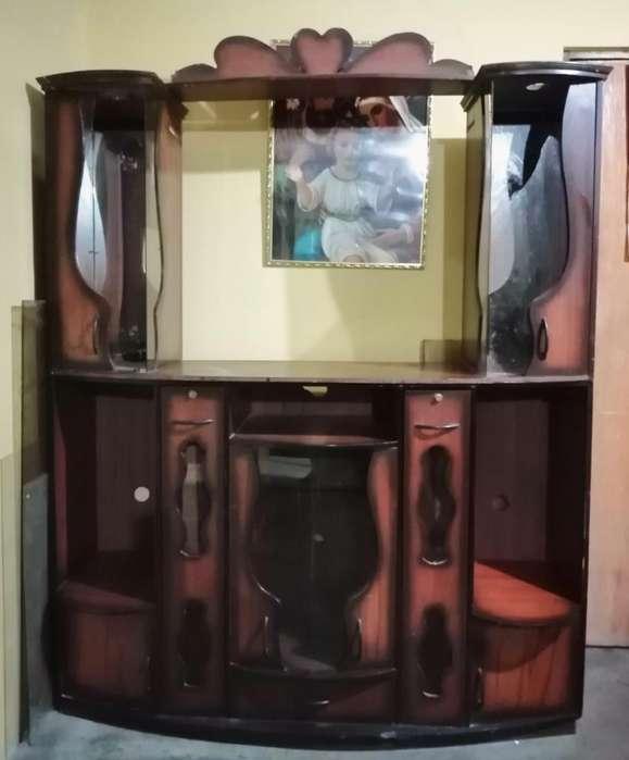 Vendo Mueble de Sala S/.350