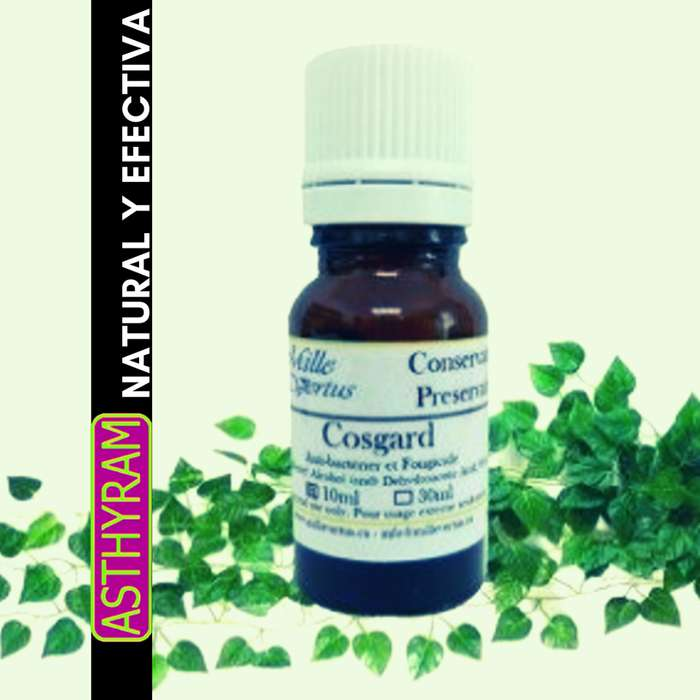 Cosgard, Conservante De Productos Cosméticos Orgánica 50 Ml