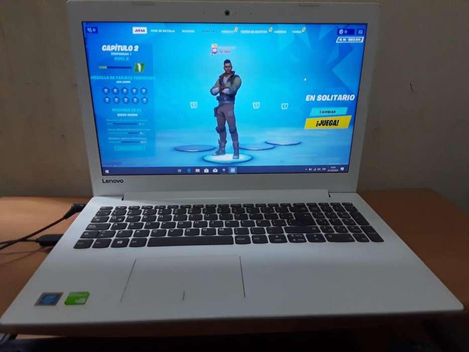 Vendo Laptop Gamer Lenovo ideapad 320 flamante