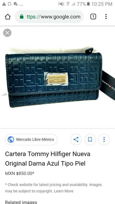 Wallet Tommy Hilfiger Original