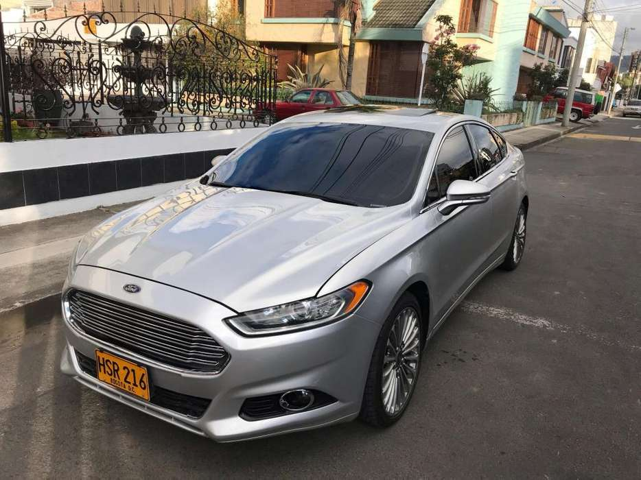 Ford Fusion 2014 - 41000 km