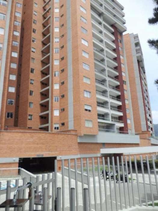 Apartamento En Arriendo En Envigado Loma De Las Brujas Cod. ABMER205611