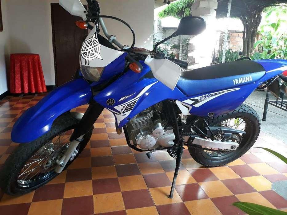 Yamaha Xtz 250 Mod 2016