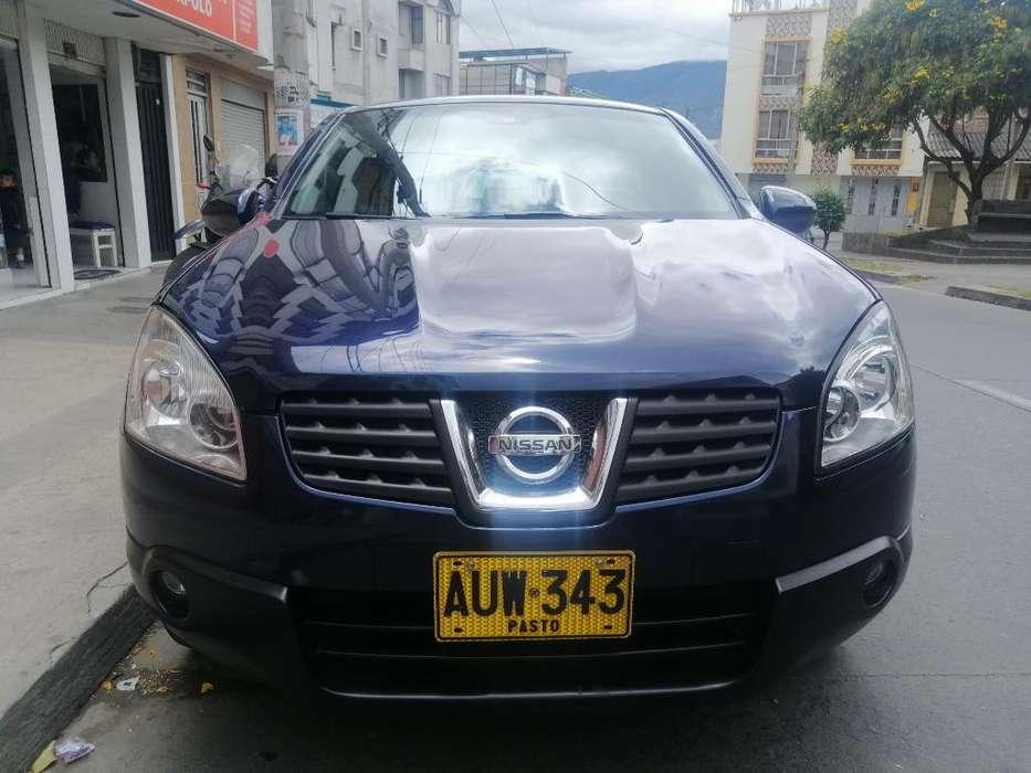 Nissan Qashqai  2009 - 116500 km