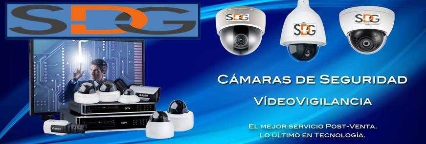 Instalación de Camaras de Vídeo Vigilancia y Seguridad sdg