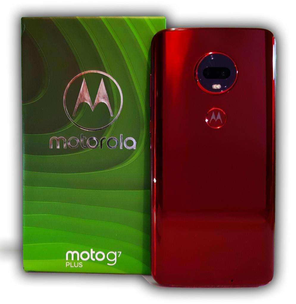 Motorola Moto G7 Plus 64/4gb 4G LTE